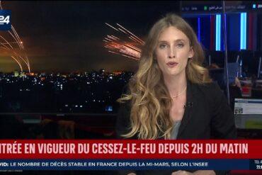 La chaîne I24NEWS en français
