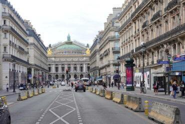 Paryż: ograniczenie prędkości do30 km/h (Paris : la limitation de vitesse à 30 km/h)