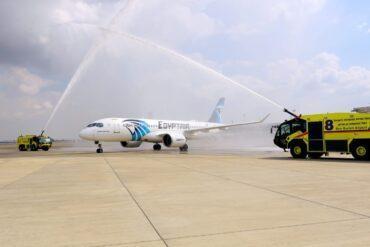 EgyptAir wznawia loty bezpośrednie doIzraela (EgyptAir nimmt Direktflüge nach Israel auf)