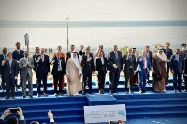 Międzynarodowa konferencja wsprawie wsparcia stabilności wLibii, Trypolis, 21.10.2021