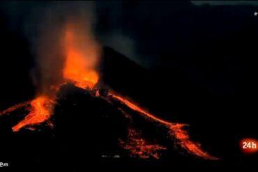 Erupcja wulkanu – słownictwo polsko-hiszpańskie (Erupción del volcán – vocabulario polaco-español)
