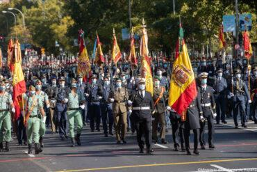 Narodowe Święto Hiszpanii 2021 (Fiesta Nacional de España 2021)